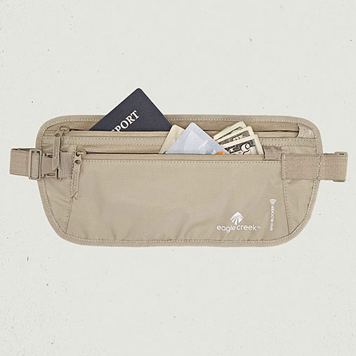 Eagle Creek RFID-Blocker Money Belt