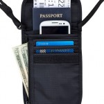 Travel Navigator Neck Wallet