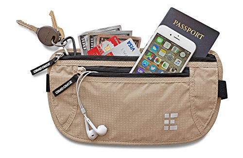 REVIEW – Zero Grid Money Belt Travel Wallet & Passport Holder