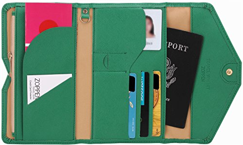 Zoppen Multi-purpose Passport Wallet