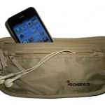 IGOGEER Deluxe Money Belt with Rfid Blocking