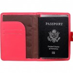 Zoppen Unisex RFID Passport Holder