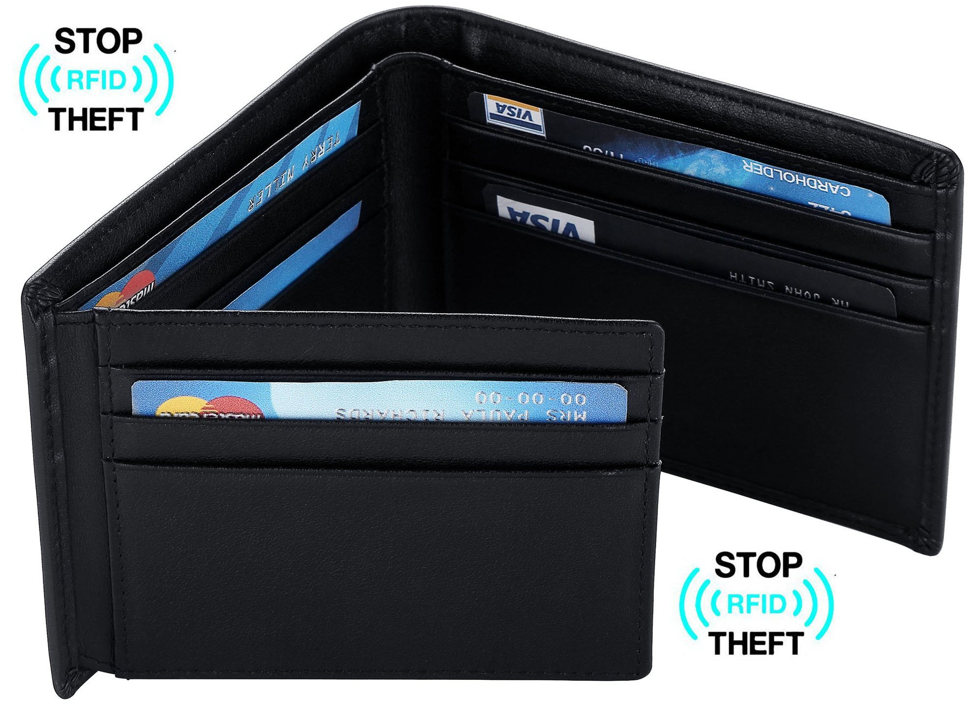 REVIEW – Travelambo RFID Leather Bifold/Trifold Wallet