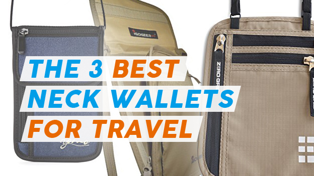 The 3 Best Neck Wallets For Travel