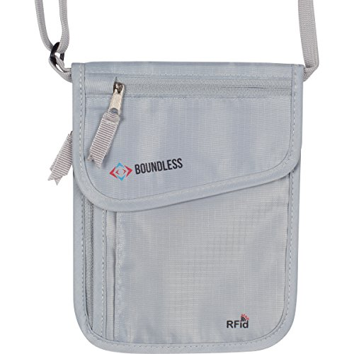 REVIEW – Boundless RFID Neck Pouch Travel Wallet