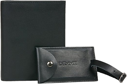 REVIEW – DEMME Leather RFID Passport Wallet