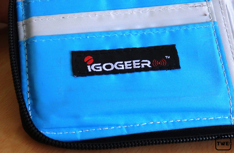 IGOGEER RFID Travel Wallet