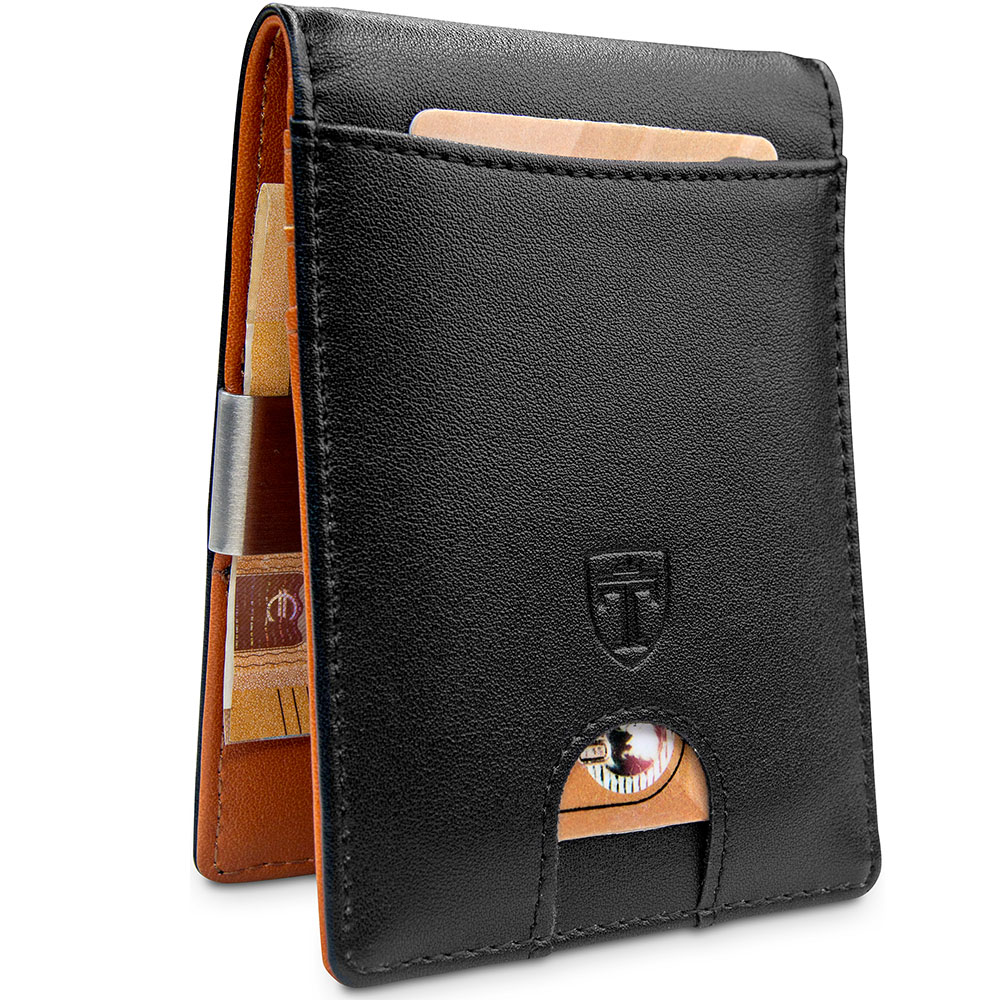 TRAVANDO RFID Slim Wallet