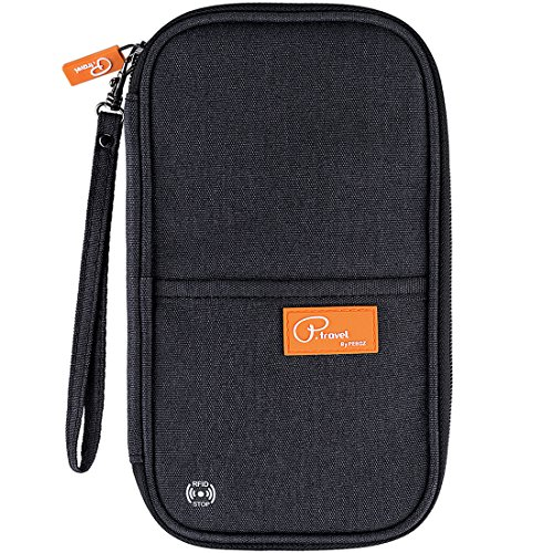 VanFn RFID Travel Passport Organizer