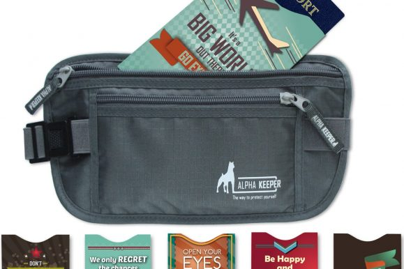 REVIEW – Alpha Keeper Money Belt