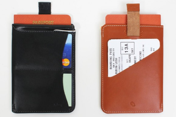 REVIEW – Bellroy Leather Passport Sleeve Wallet