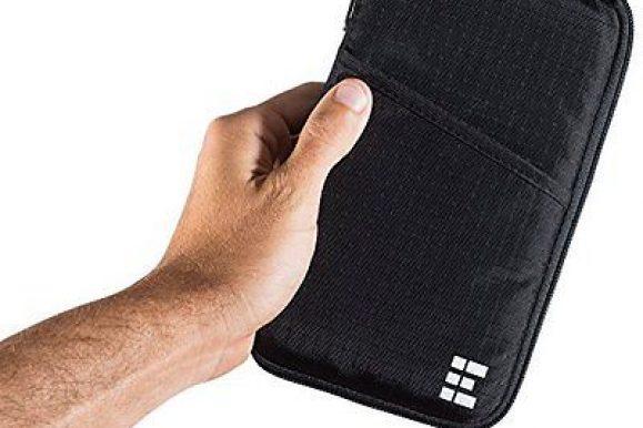 REVIEW – Zero Grid RFID Travel Wallet & Passport Holder