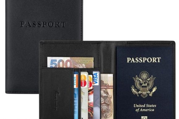 REVIEW – Travelambo RFID Blocking Leather Passport Holder