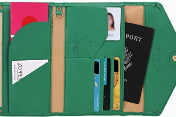 REVIEW – Zoppen Multi-purpose Passport Wallet (Ver.4) Organizer