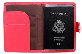 REVIEW – Zoppen Unisex RFID Passport Holder
